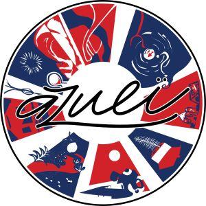 logo azuei avec titre web